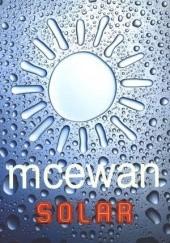 Okładka książki Solar Ian McEwan