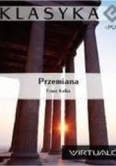 Okładka książki Przemiana Franz Kafka