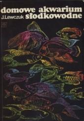Okładka książki Domowe akwarium słodkowodne