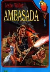 Okładka książki Ambasada