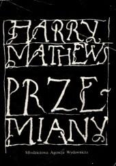 Okładka książki Przemiany Harry Mathews