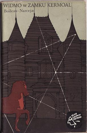 Okładka książki Widmo w zamku Kermoal