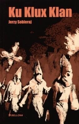 Okładka książki Ku Klux Klan