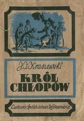 Okładka książki Król chłopów. Czasy Kazimierza Wielkiego