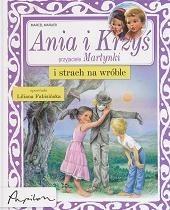 Okładka książki Ania i Krzyś i strach na wróble Marcel Marlier