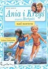 Okładka książki Ania i Krzyś nad morzem