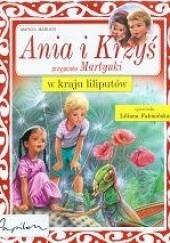 Okładka książki Ania i Krzyś w kraju liliputów