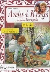 Okładka książki Ania i Krzyś w lesie