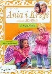 Okładka książki Ania i Krzyś w ogrodzie