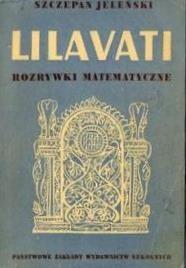 Okładka książki Lilavati Szczepan Jeleński