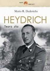 Okładka książki Heydrich. Twarz zła