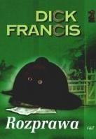 Okładka książki Rozprawa Dick Francis