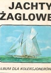 Okładka książki Jachty żaglowe