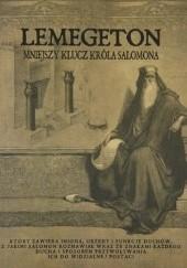 Okładka książki Lemegeton, Mniejszy Klucz Króla Salomona autor nieznany