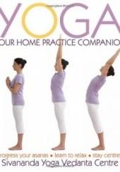Okładka książki Yoga. Your home practice companion Sivananda Yoga Vedanta Centre