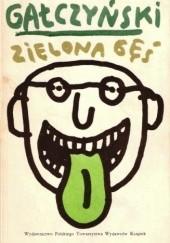 Okładka książki Zielona Gęś Konstanty Ildefons Gałczyński