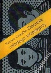 Okładka książki Dziennik młodego przestępcy