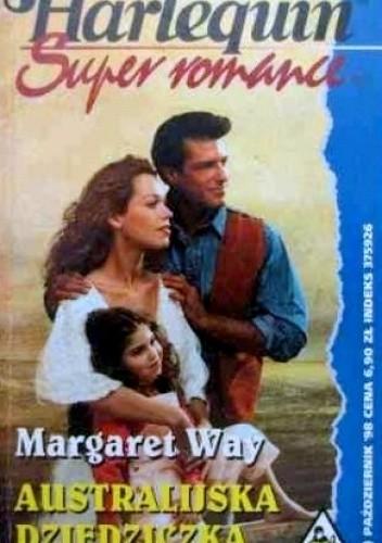 Okładka książki Australijska dziedziczka Margaret Way