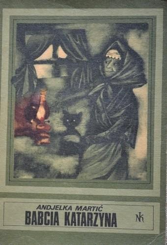Okładka książki Babcia Katarzyna