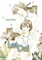 Okładka książki Let Dai Vol. 8 Woon Soo-yoon