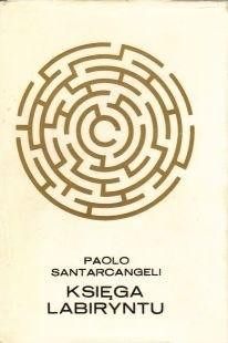 Okładka książki Księga labiryntu