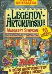Okładka książki Legendy arturiańskie