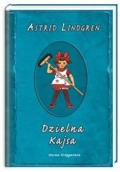 Okładka książki Dzielna Kajsa Astrid Lindgren