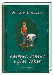 Okładka książki Rasmus, Pontus i pies Toker Astrid Lindgren