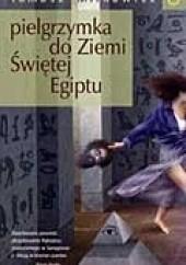 Okładka książki Pielgrzymka do Ziemi Świętej Egiptu. Powieść lipocefaliczna