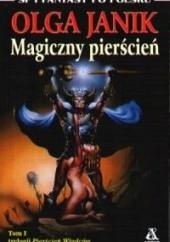 Okładka książki Magiczny pierścień