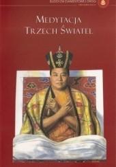 Okładka książki Medytacja Trzech Świateł autor nieznany