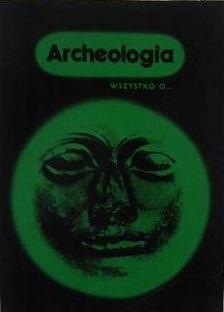 Okładka książki Archeologia Jerzy Głosik