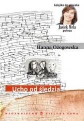 Okładka książki Ucho od śledzia Hanna Ożogowska