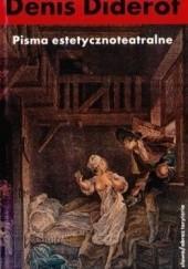 Okładka książki Pisma estetycznoteatralne Denis Diderot