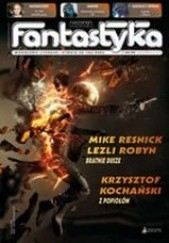 Okładka książki Nowa Fantastyka 326 (11/2009) Krzysztof Kochański,Mike Resnick,Marek Krysiak,Thomas Ligotti,Joe R. Lansdale,Lezli Robyn,Redakcja miesięcznika Fantastyka