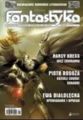 Okładka książki Nowa Fantastyka 323 (08/2009) Ewa Białołęcka,Piotr Rogoża,Hal Duncan,Nancy Kress,Redakcja miesięcznika Fantastyka