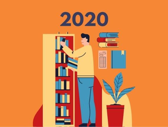 Najciekawsze książki pierwszej połowy 2020 roku