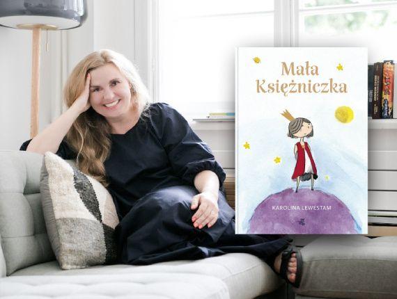 """""""Ta książka sama chciała powstać"""" – mówi Karolina Lewestam"""