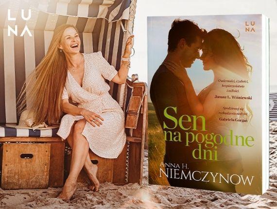 "Anna H. Niemczynow o książce ""Sen na pogodne dni"""