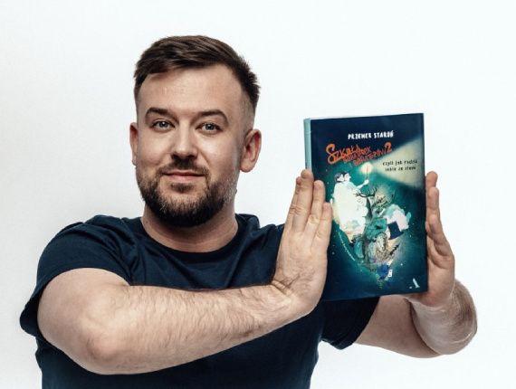 """Przemek Staroń o drugim tomie """"Szkoły bohaterów i bohaterek"""""""