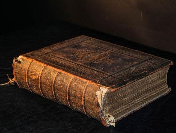 """""""Henryk IV"""" Szekspira z 1623 roku wystawiony na sprzedaż. Jest wart majątek"""