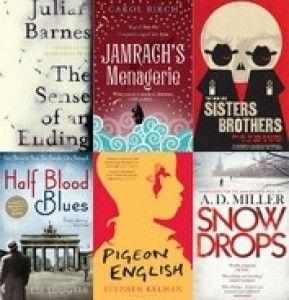 Nominacje do Man Booker Prize 2011