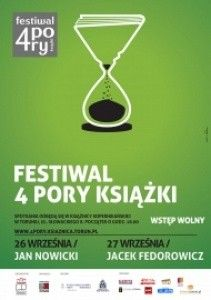 Festiwal 4 Pory Książki