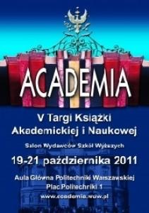 Targi Książki Akademickiej i Naukowej ACADEMIA