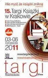 Lubimyczytać.pl na 15. Targach Książki w Krakowie. Rozdajemy zaproszenia!