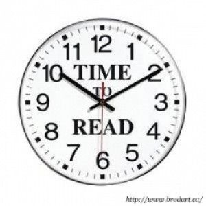 Więcej czasu na czytanie