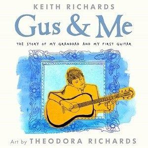 Keith Richards napisze książkę dla dzieci