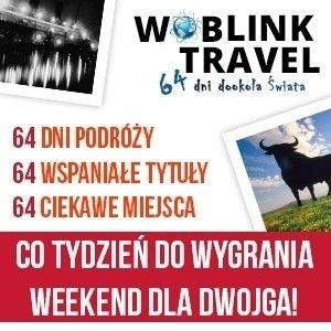 Woblink Travel – 64 dni dookoła świata [KONKURS]