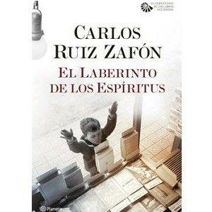 Nowa powieść Carlosa Ruiza Zafóna