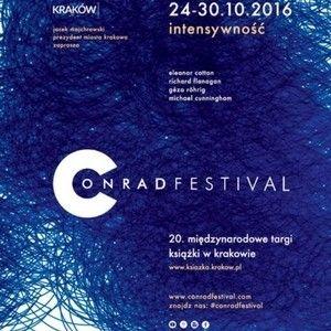 Języki – dzień pierwszy Festiwalu Conrada